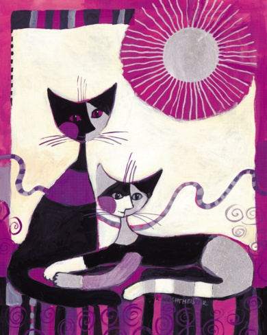 Escursione Print by Rosina Wachtmeister at eu.art.com