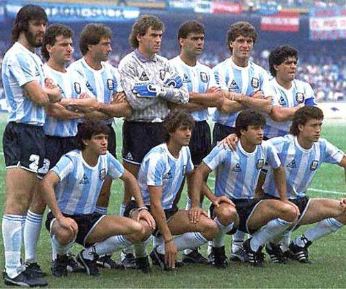Argentina beat Germany 3-2, 1986
