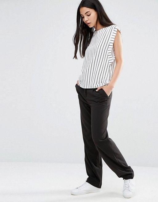 Vero Moda | Vero Moda Peg Pants