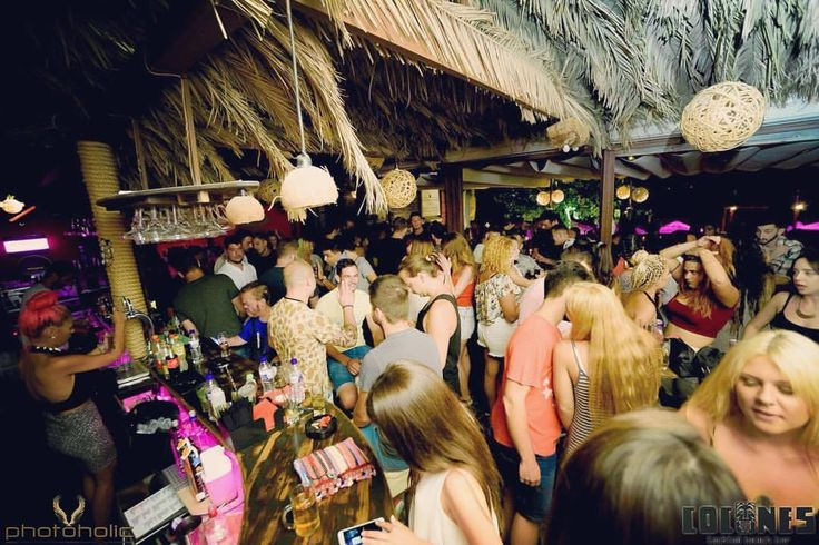 Cocones Beach Bar — Cocones nights:  Thu. 20.07, 22:00  Cocktail Music...