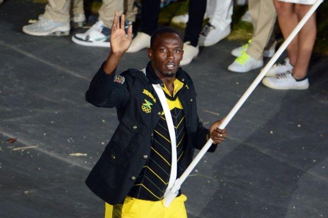 Usain Bolt :)