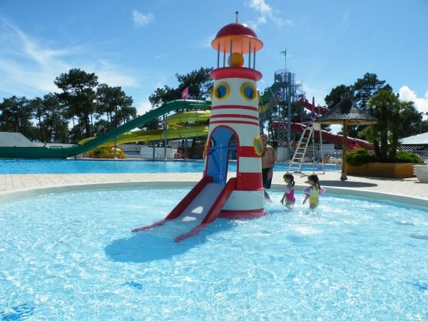 Bonne Anse Plage Siblu holiday France Full of family fun with a fabulous pool