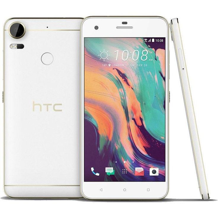 #Android #phone #htc desire 10 New HTC Desire 10 Pro D10i 64GB Dual Sim Factory Unlocked – White 211.00       Item specifics     Condition:        New: A brand-new, unused, unopened,...