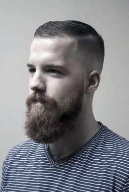 Pin By Hairstyles Trend 2017 On Hairstyles Short Hair With Beard