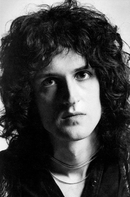 Brian May, guitarist in Queen and all-around genius. Quit school to become a rock god and went back decades later to finish his PhD in astrophysics.