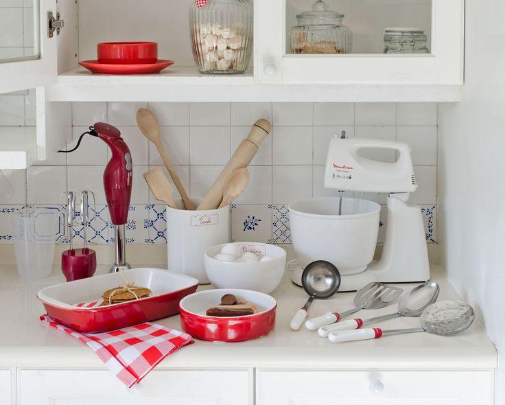 Inspirate en la cocina y deleit a tu familia cocina for Elementos cocina