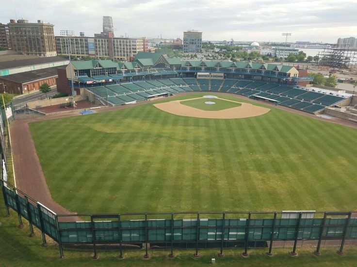 Campbell's Field along Delaware Avenue in Camden, New Jersey, not far from the Delaware River waterfront. From 2001 to 2015, the stadium was the home field of the Camden Riversharks Atlantic League baseball team. Nearby Rutgers-Camden uses the stadium for its own baseball program and the stadium has also hosted concerts. It is named for Campbell's Soup, which is based in the city.