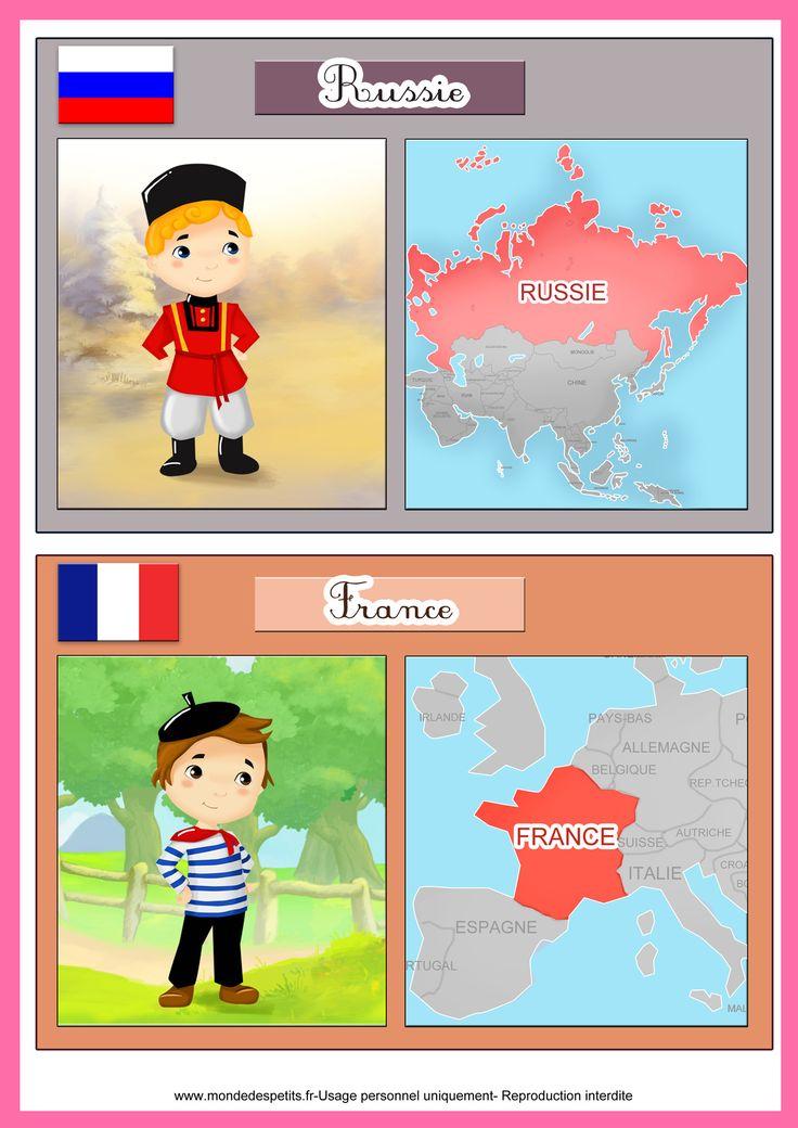 Rússia e França