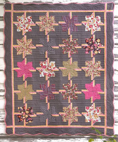 Popcorn & Bubblegum Quilt Kit