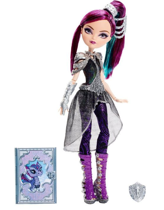 Ever After High Dragon Games Raven Queen Doll http://thedollprincess.com/shop/ever-after-high-dragon-games-raven-queen-doll/