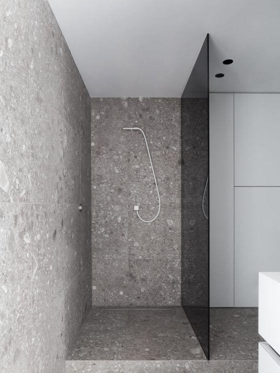 You can create showers out of terrazzo. Learn more at www.terrazzco.com