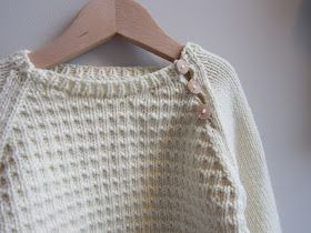 Julija's Shop...: Stap 2: Hoe brei ik een trui? Het patroontje!