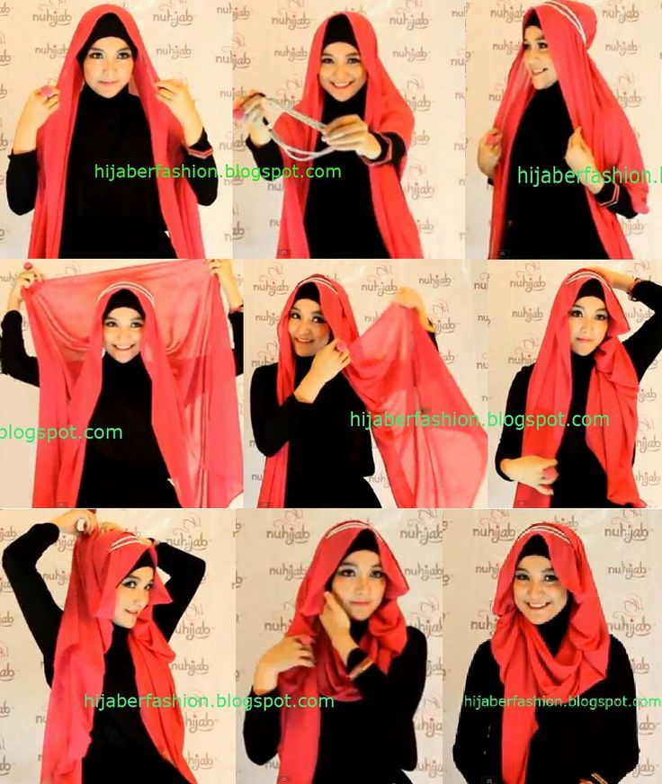 #hijab #shawl #tutorial #accesories #stepbystep