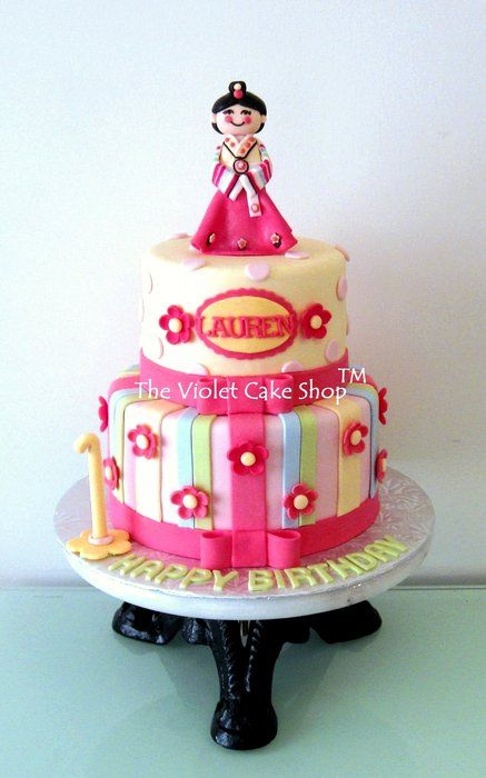 Korean Birthday Cake Images : 45 best images about Cute Toppers on Pinterest Sweet ...
