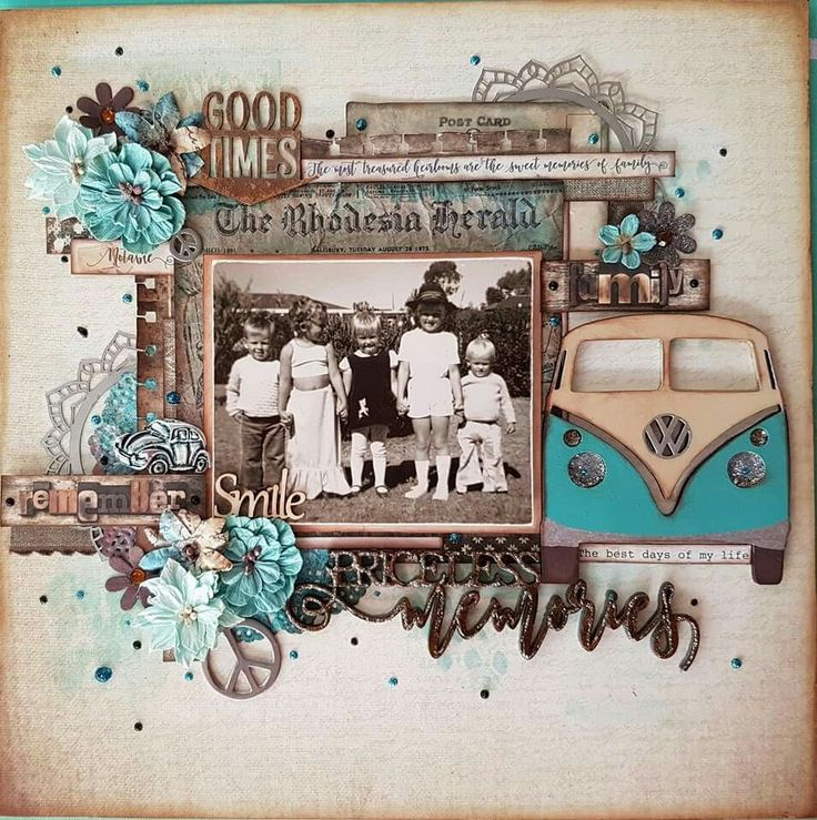 Page by Michelle Carrick using the Notable range by Penelope Dee