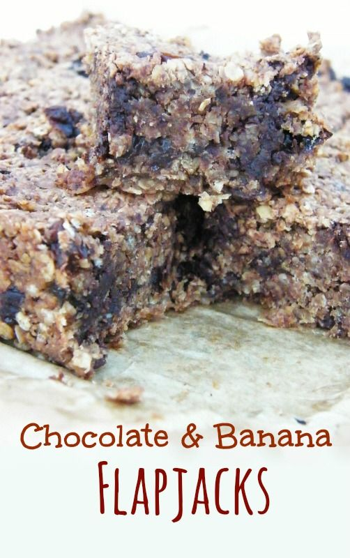 Cooper made these deep, chewy flapjacks for his daddy. Graham misses out on so many nice treats now he is vegan, that it only seem...