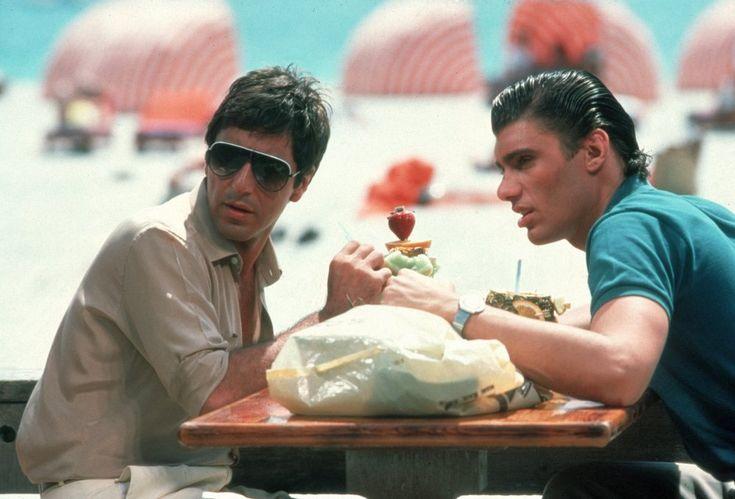 Tony Montana (Al Pacino) in Scarface (1983)