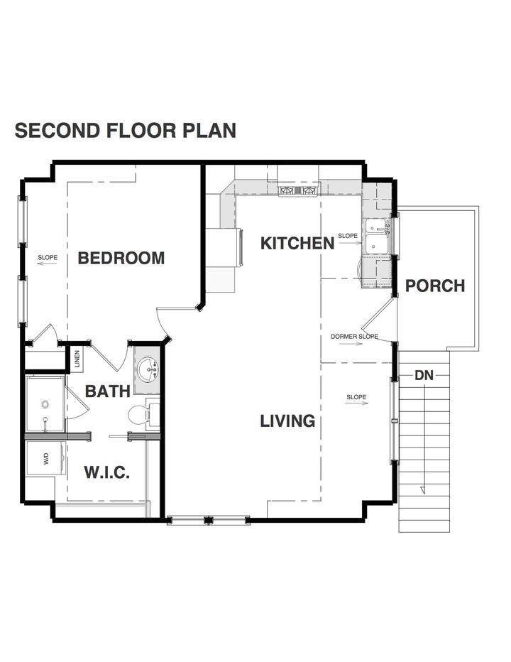 Pin On Garage Apartment Floor Plans