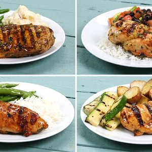How to Make 4 Chicken Marinades | Recipe Inspiration: How to Make Marinades with Kitchen Staples. We love marinades--especially on chicken--and have found that you're better off just making one at home. Here are four easy to make, DIY marinades, including: ginger sesame, do-it-all, and mojo.