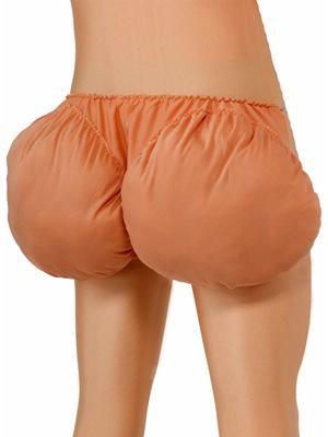 Giant anus costume