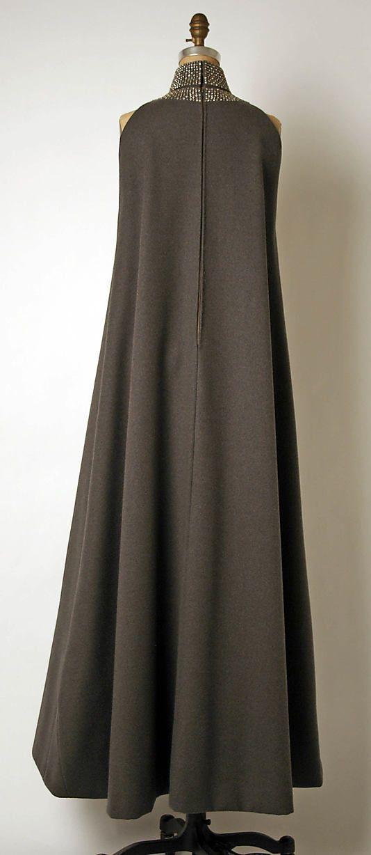 Geoffrey Beene Evening dress ca. 1967