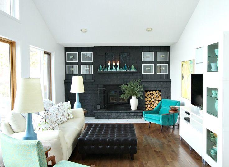 Modern Fireplace Tool Set