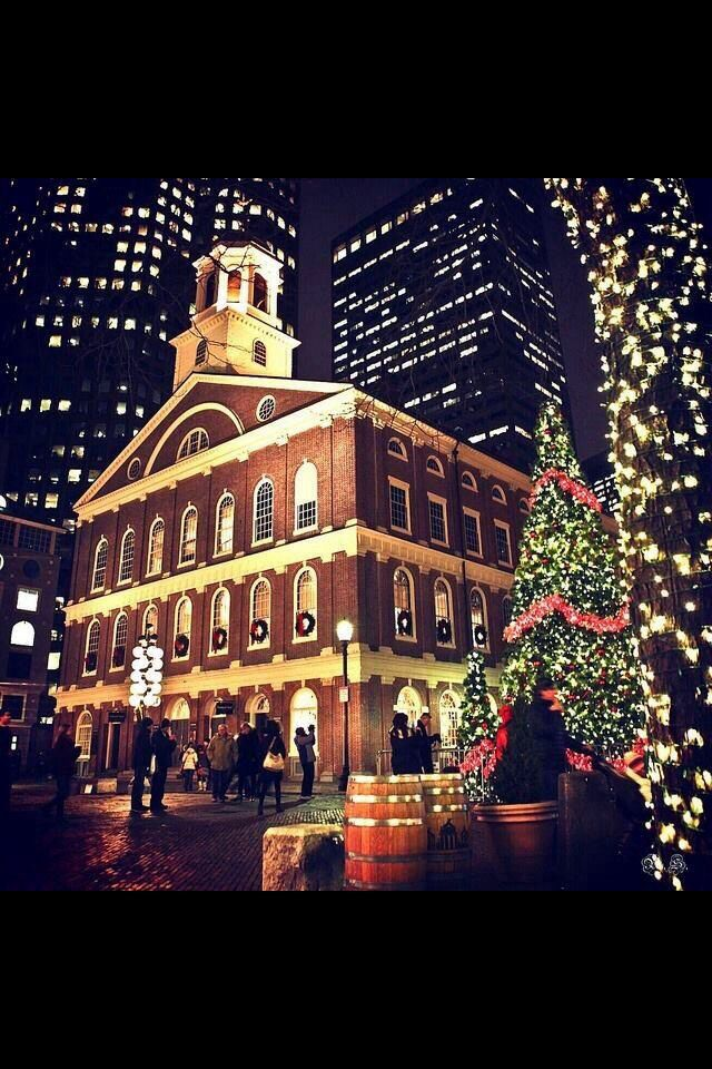 55 best boston at christmas images on pinterest cities city and boston at christmas sciox Images