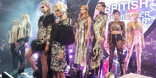 British Hairdresser of the Year Nominees Show!