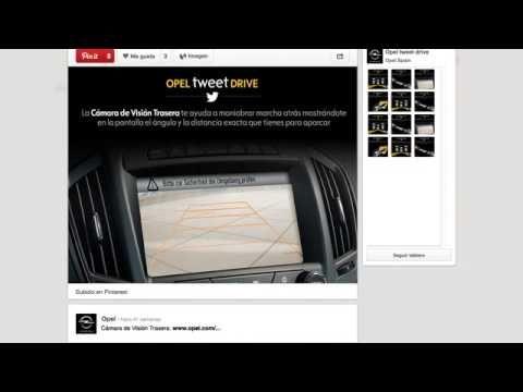 Opel se salta les limitacions de caràcters de Twitter i crea uns tweets molt creatius. Tots els detalls de la campanya... ʘͥͥͥͥͥͥͥͥͥͥͥͥͥͥ͒_ʘͥͥͥͥͥͥͥͥͥͥͥͥͥͥ͒