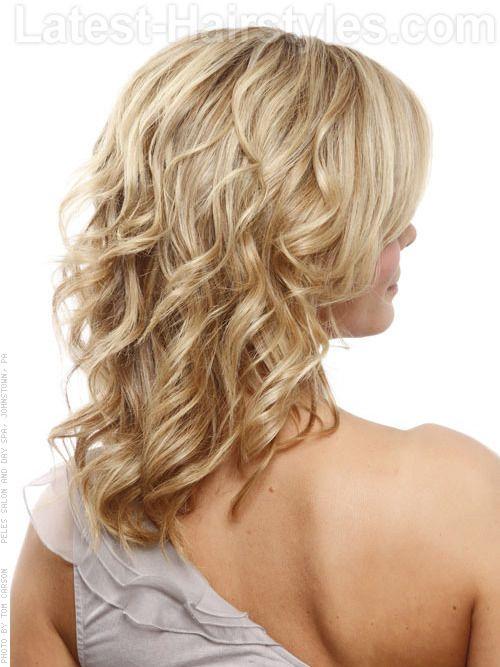 Medium Length Hairstyles for Fine Hair | 10 Perfect Hairstyles for Thin Hair | Latest-Hairstyles.com
