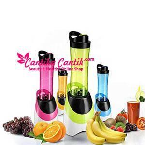 Jual Shake N Take Mini Blender Juicer Murah. Buat Jus dalam gelas blender yang juga berfungsi sebagai gelas. **Selengkapnya: http://c-cantik.me/liyu **Order Cepat: http://m.me/cantikacantik.id  KONTAK KAMI DI - PIN BBM 2A8FB6B4 - SMS / WA 081220616123 Untuk Fast Response