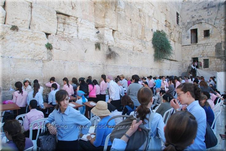 Jeruzalem: West Muur