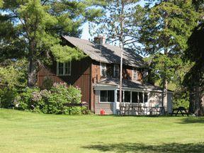 Otter Lake Lodges near Munising, Alger County, Upper Peninsula of Michigan
