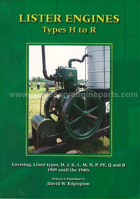 Lister Engines Types H to R