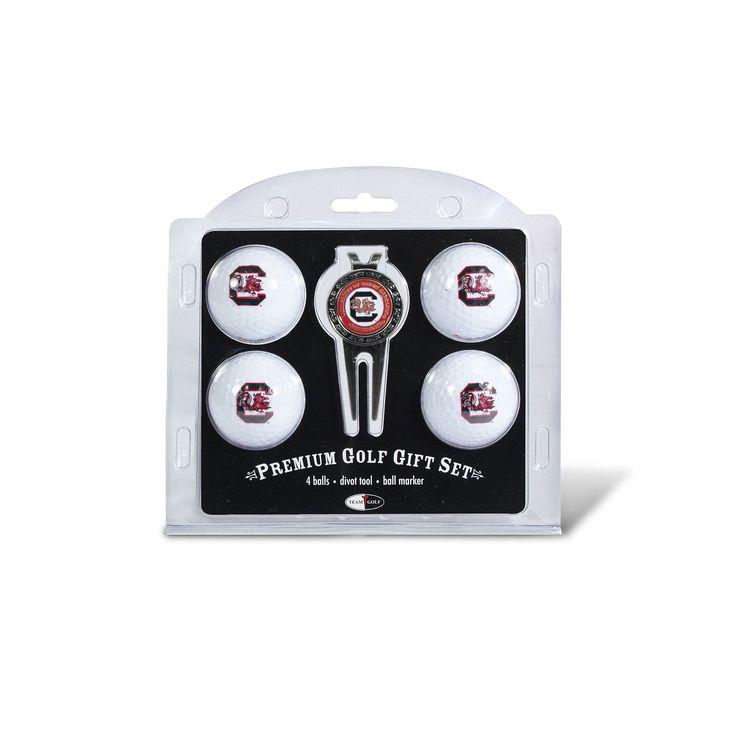 South Carolina Gamecocks 6-pc. Golf Gift Set, Multicolor