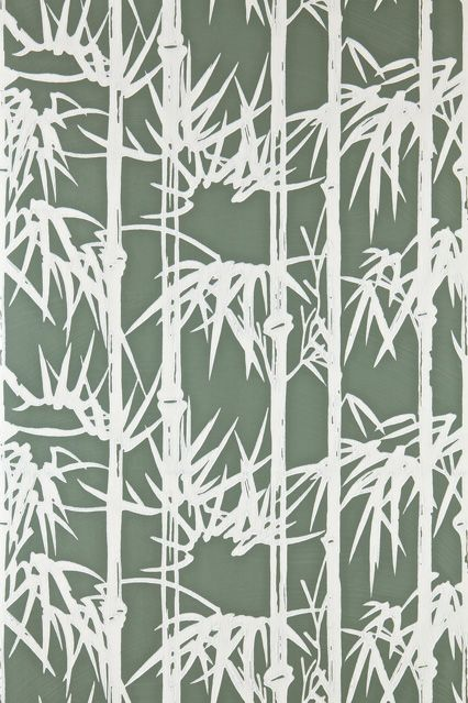 Farrow & Ball Bamboo Wallpaper Ideas & Designs - Living Room & Bedroom (houseandgarden.co.uk)