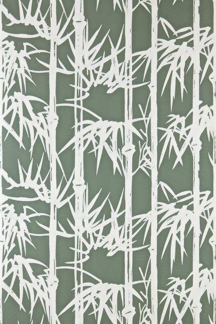 Farrow & Ball Bamboo Wallpaper Ideas & Designs - Living Room & Bedroom (houseandgarden.co.uk)