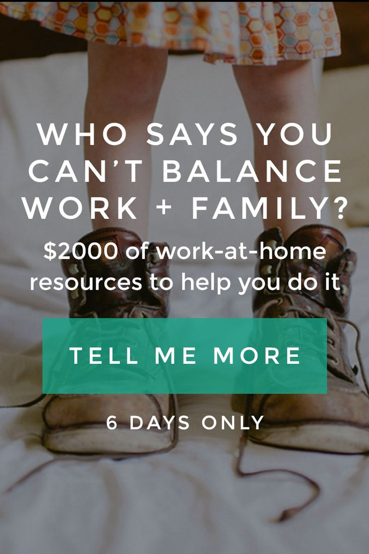 The Ultimate Work At Home Bundle 2017 - A carefully selected package to get you up to speed on finding real work-at-home opportunities (AND making your work + life balance better once you're working from home) {affiliate}