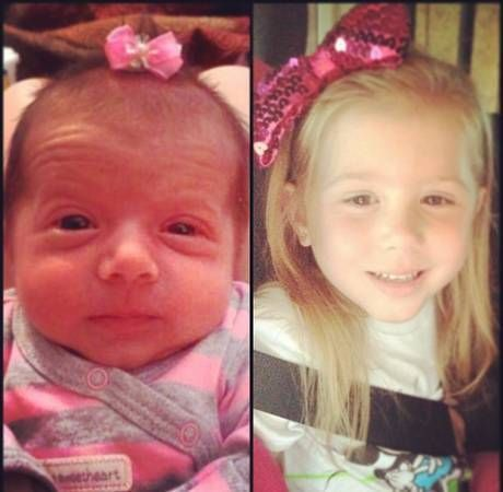 Teen Mom 2 Tot Aubree Houska She was so young and now look at her!!!! Awww! :)