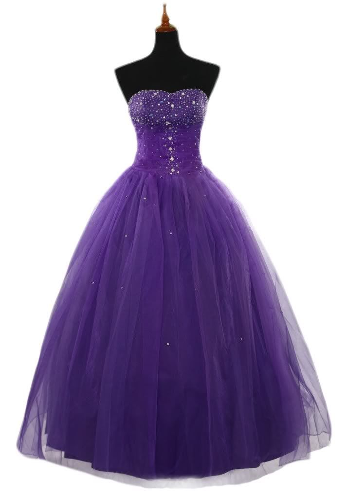 Amazing purple wedding dress, (found online somewhere and saved it to my desktop)