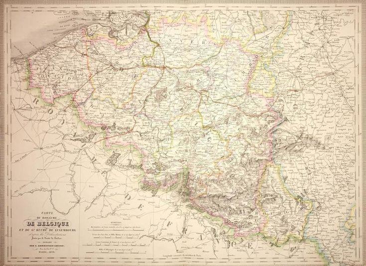 ATLAS composite de quarante-neuf cartes gravées par différents géographes de la fin du XVIIIe ou du début du XIXe siècle, Lerouge en particulier. On y trouve des cartes de la Russie, La Moldavie, l'Espagne,… - Audap-Mirabaud - 02/02/2018