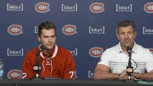 Jonathan Drouin signs with the Habs! 6/15/17
