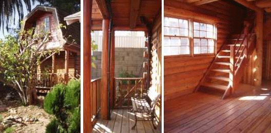 Rent Check: Log Cabin In Silver Lake. Seriously.