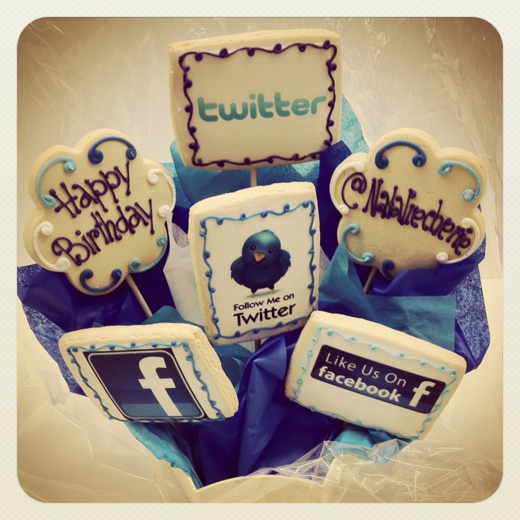 Social Media Cookies! :)