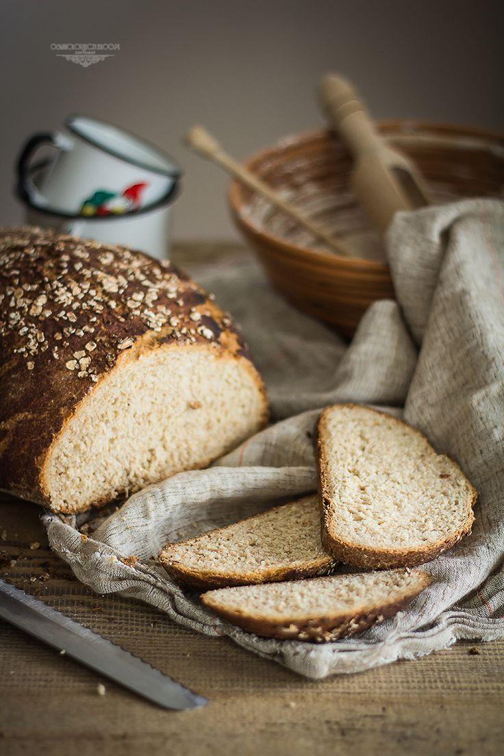 Oat and honey bread