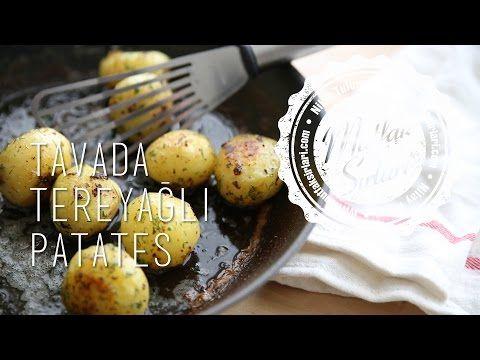 Tavada Tereyağlı Patates Tarifi - Mutfak Sırları - YouTube