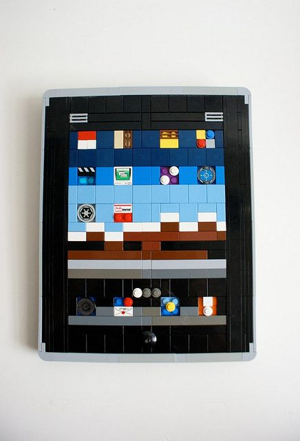 The 5 Best Lego Apple Creations