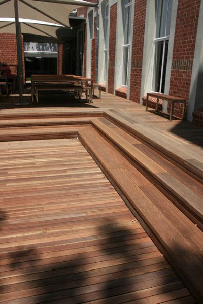 Ground Floor Decks - Decks by Design