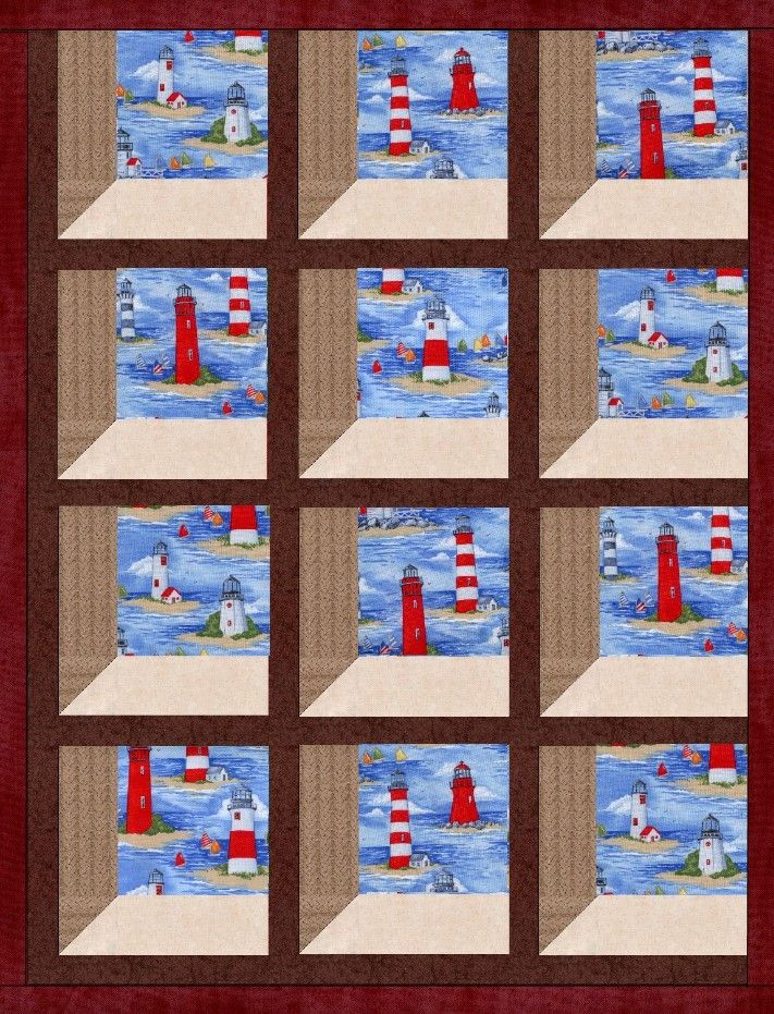 73 Best Quilt Designs Attic Window Images On Pinterest