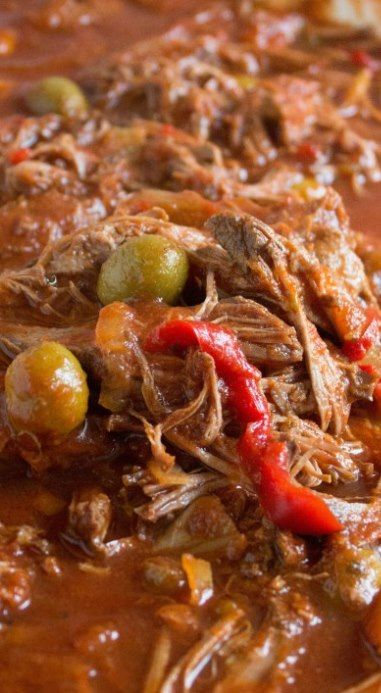 Ropa Vieja – Cuban Shredded Beef